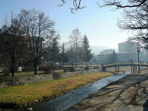 Bregalnica in Berovo
