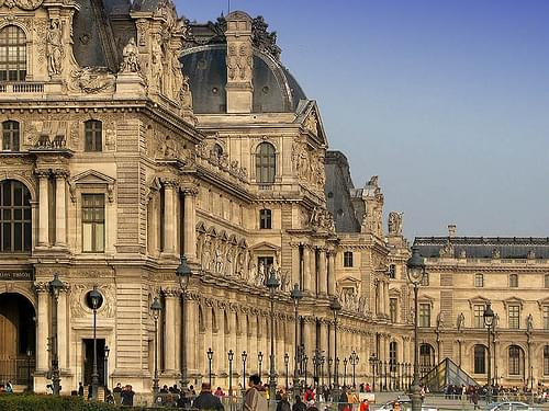 Royal Palace, Paris
