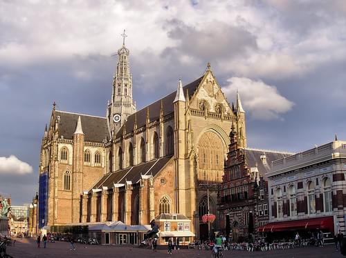 Sint Bavokerk Haarlem