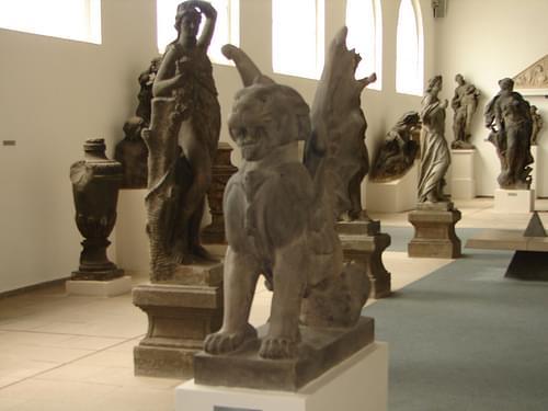 The Lapidarium