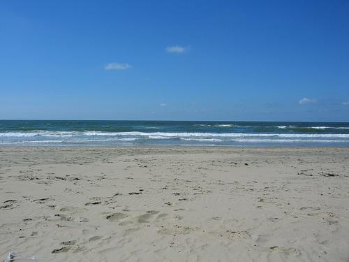 Ah! Zon, zee en strand.