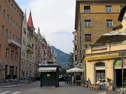 Town Center, Bolzano