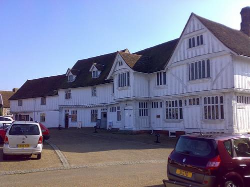 Guildhall, Lavenham, Suffolk