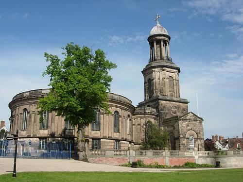 St Chad's Church, Shrewsbury