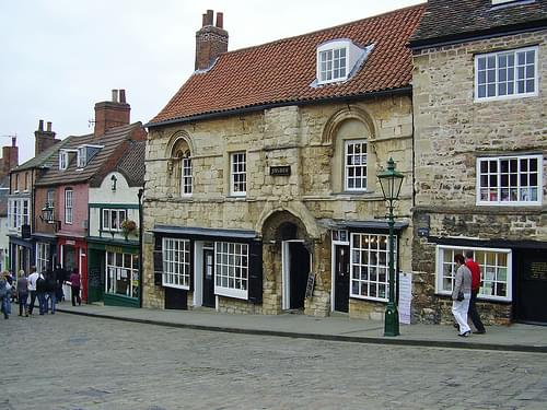 The Jew's House, Lincoln