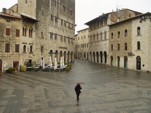 Medieval Piazza