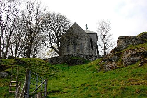 Avaldsnes church 2