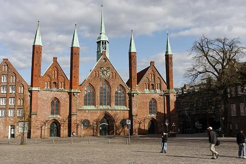 Hospice of the Holy Spirit, Lubeck