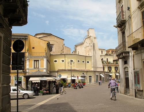 Historic Center, Sulmona