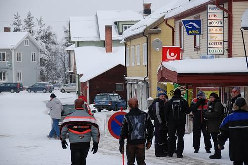 Jokkmokk corner