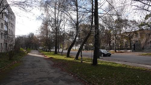 Walking around Rivne