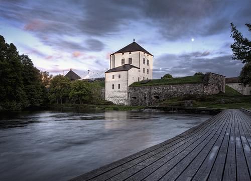Nyköpingshus Castle