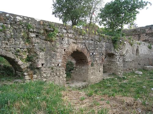 City Walls, Iznik