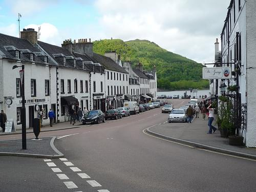 Historic Center, Inveraray