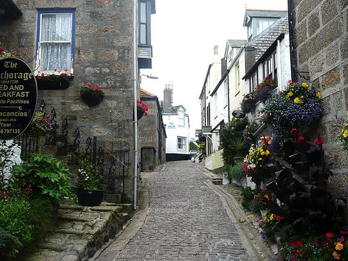 Bunkers Hill,St.Ives, Cornwall (2)