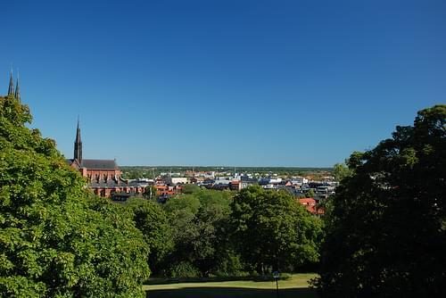 Uppsala mit Dom