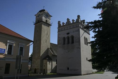 Catholic Church of St. Egidius, Poprad