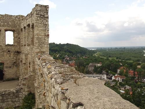 Castle in Kazimierz Dolny