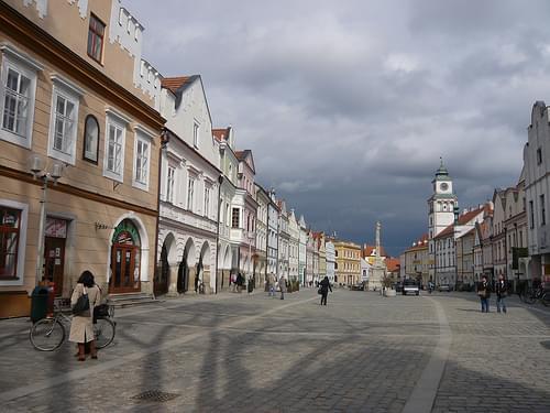 Třeboň, Bohemia