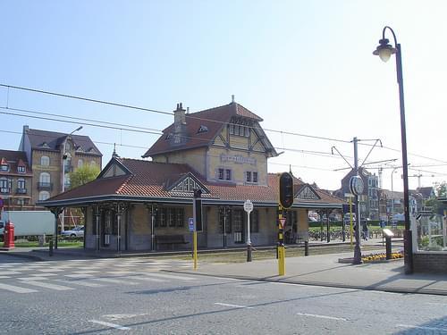 De Haans' Tram Stop