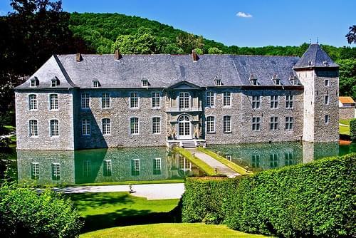Jardins d'Annevoie (Belgique)