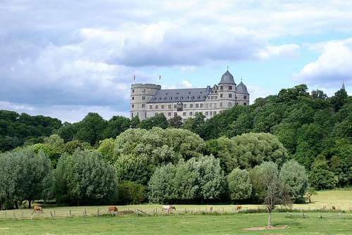 Wewelsburg bei Salzkotten