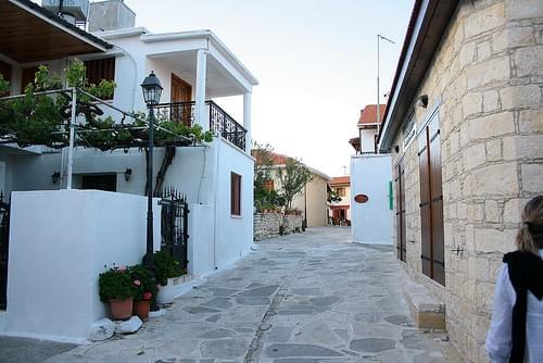 Omodos Street