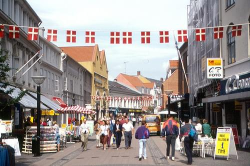 Hillerød - Center