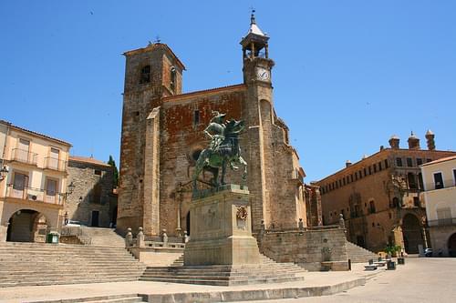 Trujillo (Cáceres), Spain