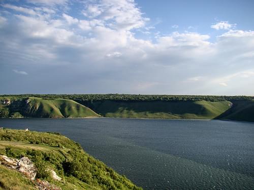 Ukraine. Dniester River #1