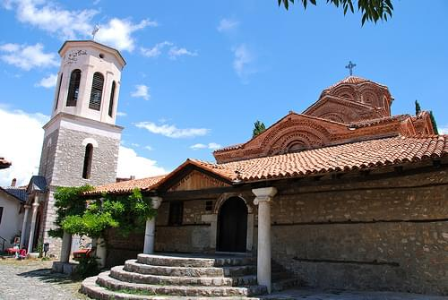 Church of St. Bogorodica Perivlepta