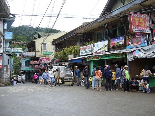 Banaue town