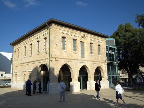 Beer Sheva museum