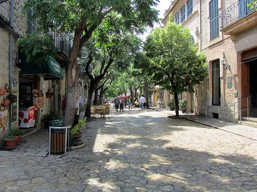 Town Center, Valldemossa