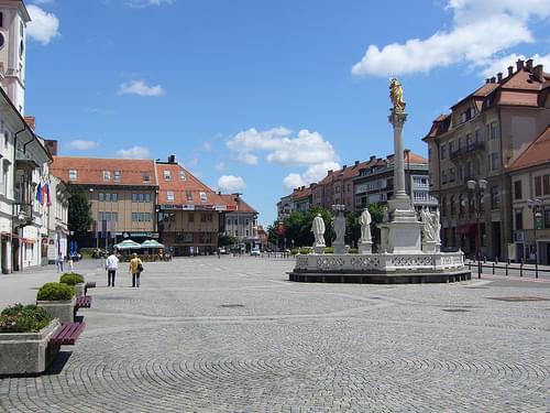Maribor belváros