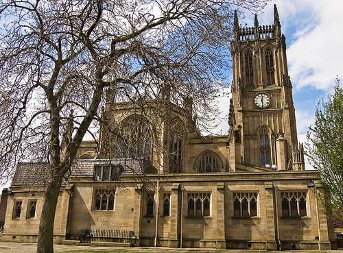 Leeds Parish Church, St Peter