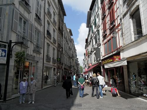 Historic Center, Bayonne