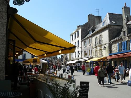 Vieille ville de Concarneau