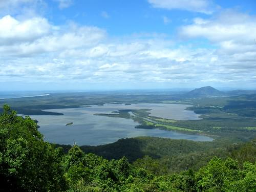view from dooragan national park