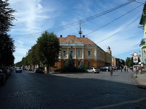 Украина. Мукачево