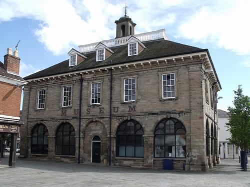 Museum - Warwickshire Museum (former Market Hall), Market Place, Warwick