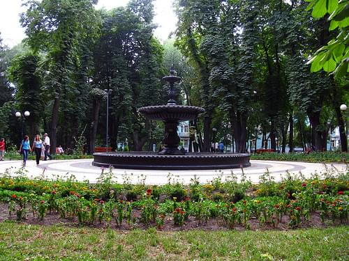 2008 08 10 - 0718 - Kyiv - Mariyinsky Park