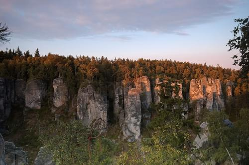 Rock Town Prachov