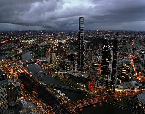 Maelstromic Melbourne
