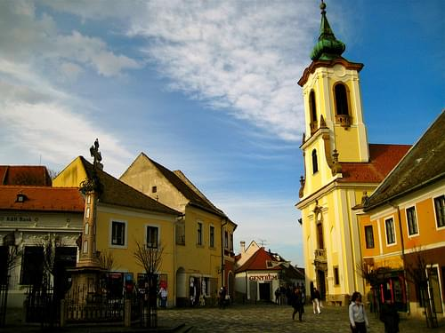 Historic Center, Szentendre