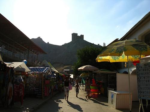 Historic Center, Sudak