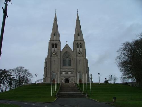 La catedrale.