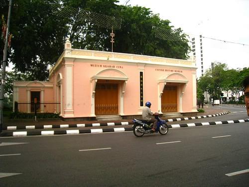 Muzium Sejarah Cina, Chinese History Museum of Sarawak