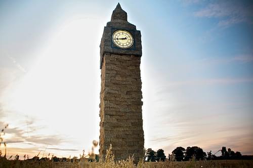 Big Ben ~ Little Straw Ben, Nantwich, Cheshire