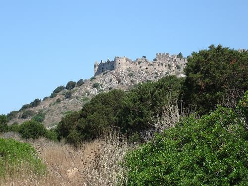 Old castle of Navarino